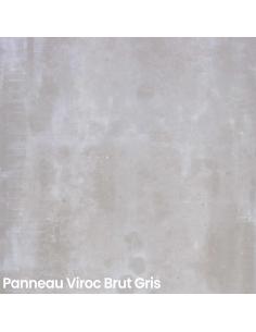 Panneau composite multi-applications Viroc ® Finition Brut
